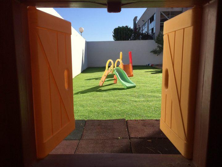 Jard n escuela infantil mar de estrellas for Jardines pequenos para escuelas