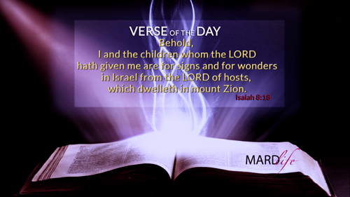 Behold, Children, Lord, Signs, Wonders, Israel, Lord Of Hosts, Zion, Mount Zion,