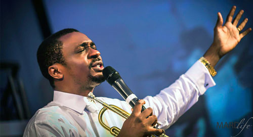 Hallelujah Eh – Nathaniel Bassey (Song Of The Day)