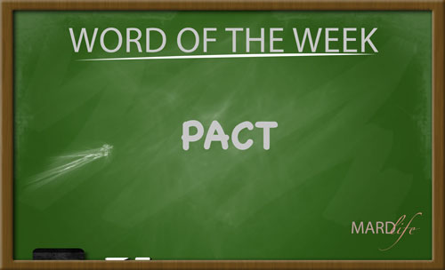 PACT – Word For The Week