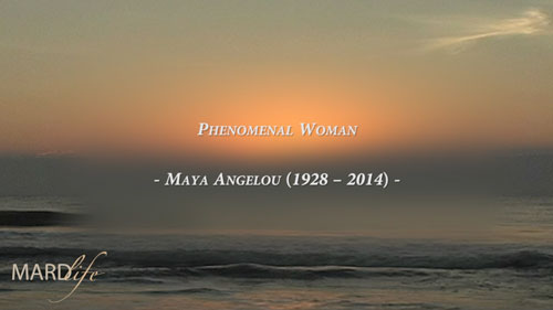 Phenomenal Woman – Maya Angelou (A Poem)