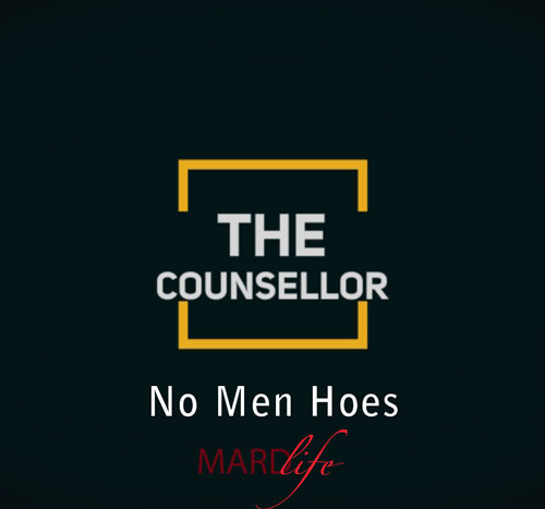 No Men Hoe - THE COUNSELLOR
