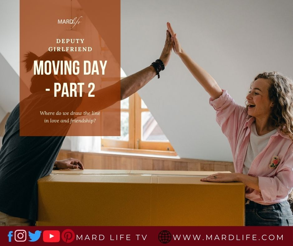 Moving Day, Parents, Moving, Travelling, Relocating, Short Story, Series, Best Friends, Relationship,