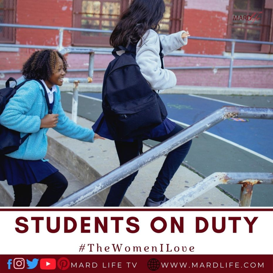 Students On Duty (The Women I Love)