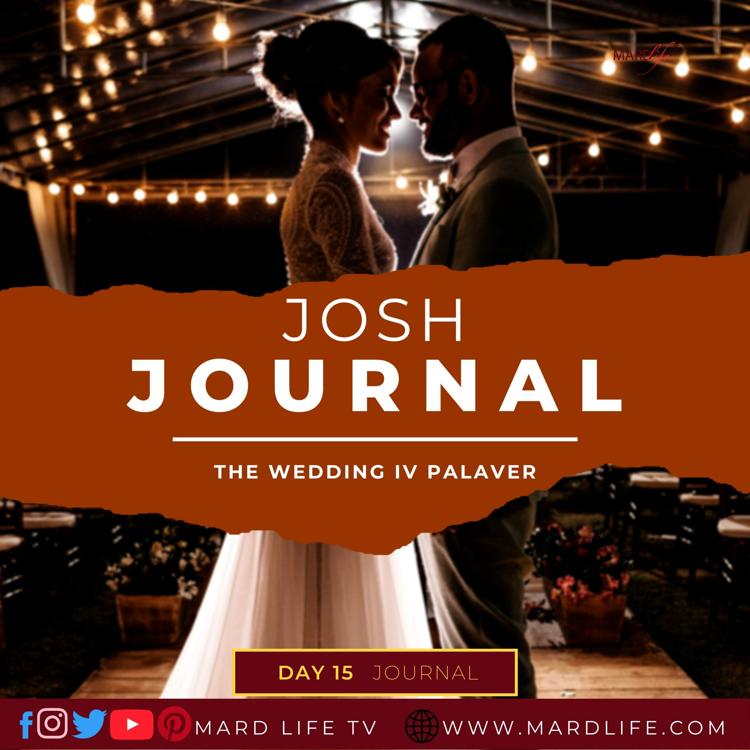 Wedding IV, Wedding Invite, Palaver, Palava, Conundrum, Confusion, Situation, What Should I Do, Marriage, Wedding Ceremony,