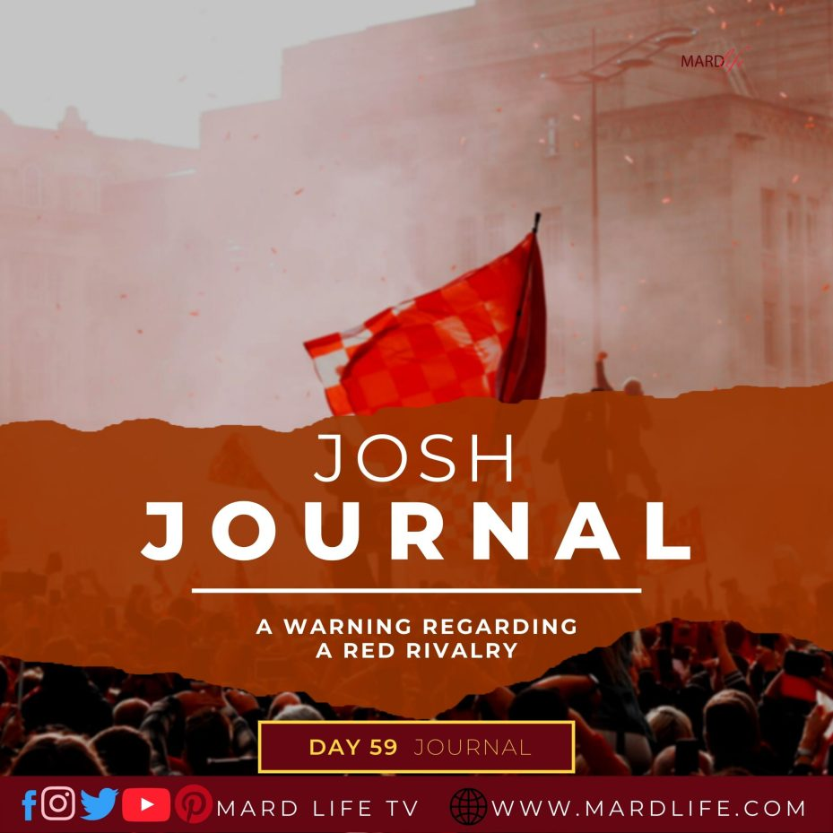 A Warning Regarding A Red Rivalry – Josh Journal