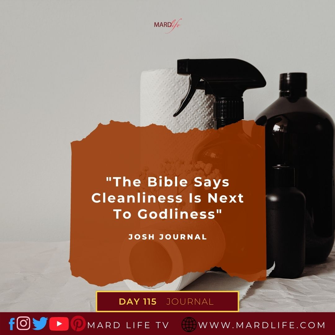 Cleanliness, Godliness, Bible, Bible Quote, Bible Verse, Neatness, Tidy Up, Clean Up, Deuteronomy 23, The Bible Says,