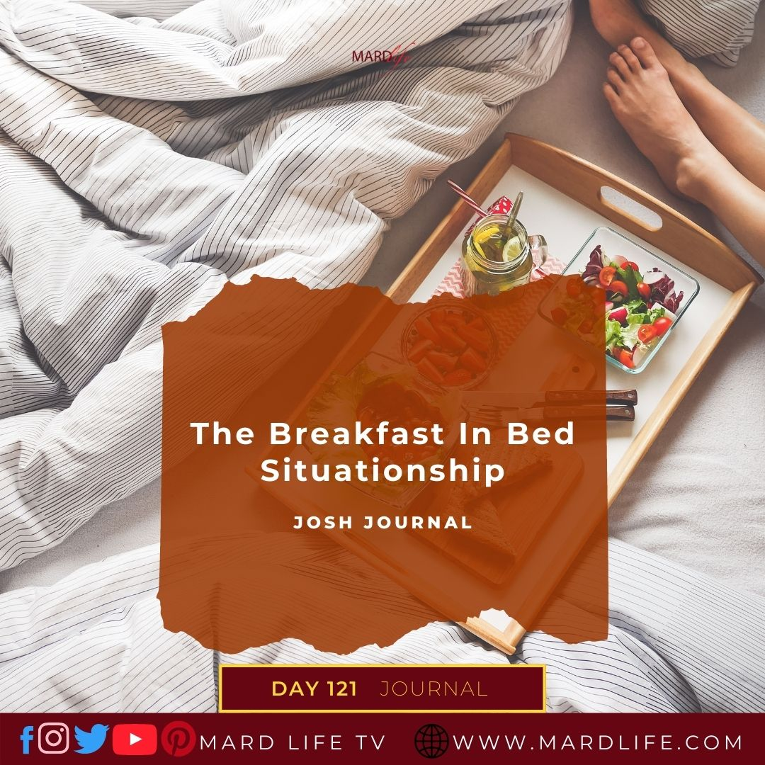 Breakfast In Bed, Situationship, Breakfast, Relationship, Wedding, Marriage, Couple, Food, Foodie, Kiss The Chef,