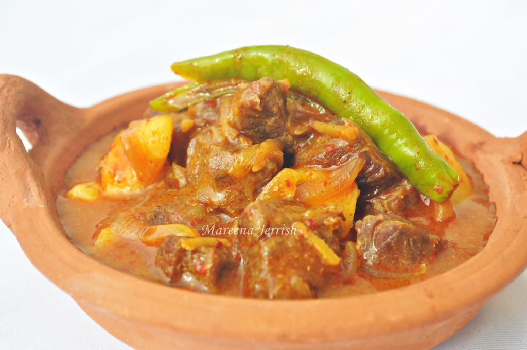 how to make beef curry