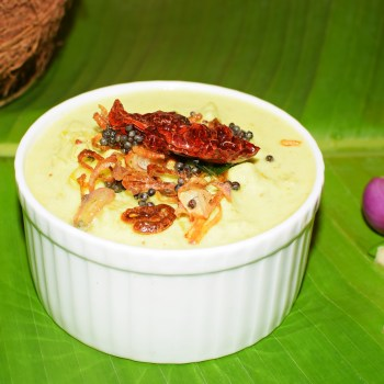 Mareenas recipe collections a collection of over 500 simple and pineapple pachadi pineapple with ground coconut and curd forumfinder Choice Image