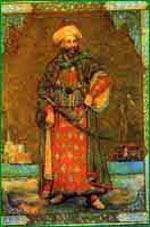 خير الدين بارباروسا قائد بحري عثماني