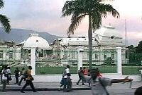 The Presidential Palace of Haiti has collapsed during the earthquake.