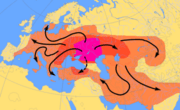 Kurgan hypothesis: South Russia as the urheimat of Indo-European peoples