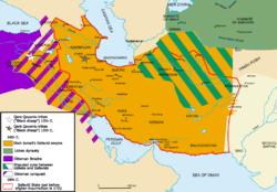 إمبراطورية شاه اسماعيل