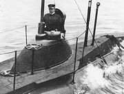 USS Plunger, launched in 1902
