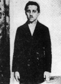 غافريلو برينسيب، قاتل فرانز فيرديناند