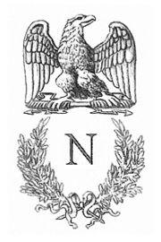 شعار الإمبراطور نابليون بونابرت