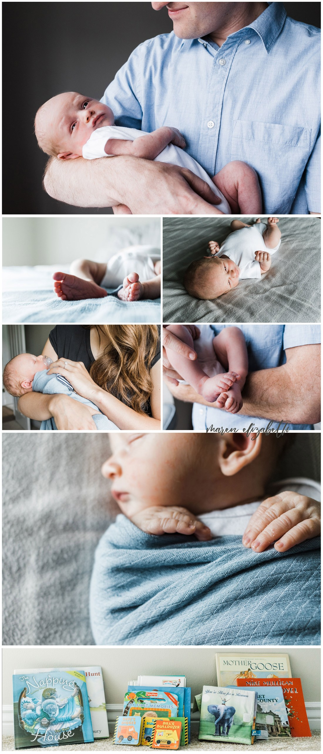 Utah County In-Home Session - Newborn