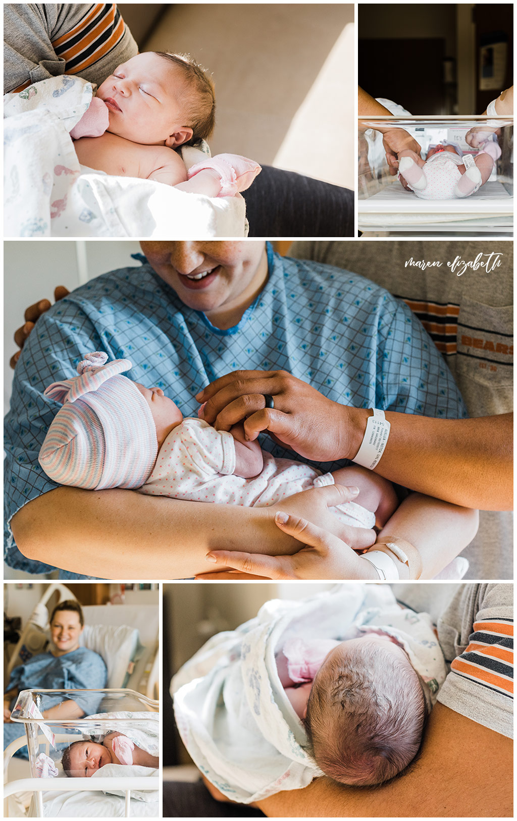 Fresh 48 pictures at American Fork Hospital in Utah | Fresh 48 Photographer | Arizona Photographer | Maren Elizabeth Photography
