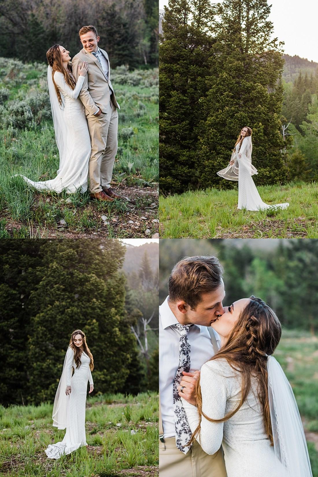 Tibble Fork Bridal Pictures | Gilbert, AZ Photographer