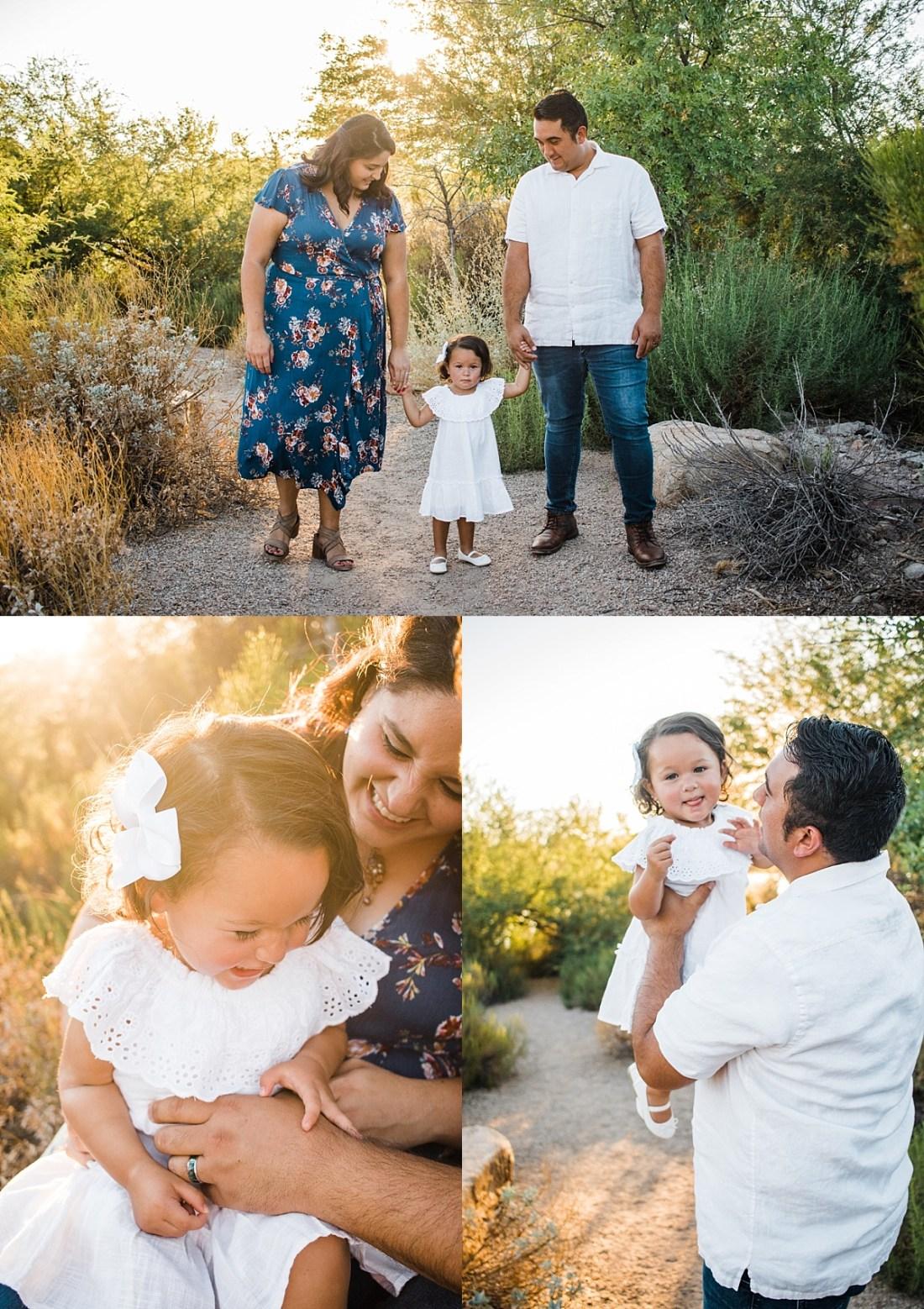 Riparian Preserve Family Photographer