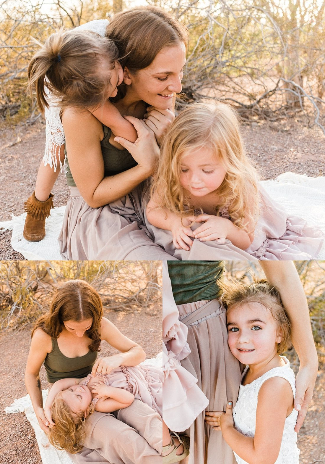 Papago Park Family Pictures   East Valley Family Photographer