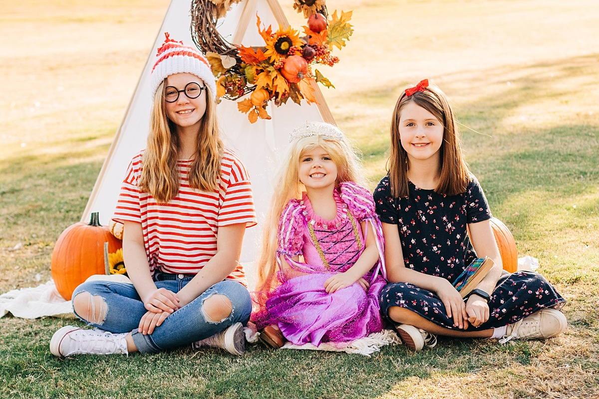Halloween Mini Sessions 2019 | Gilbert Family Photographer