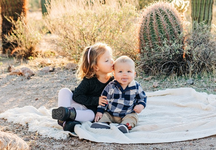 Mesa Family Photographer