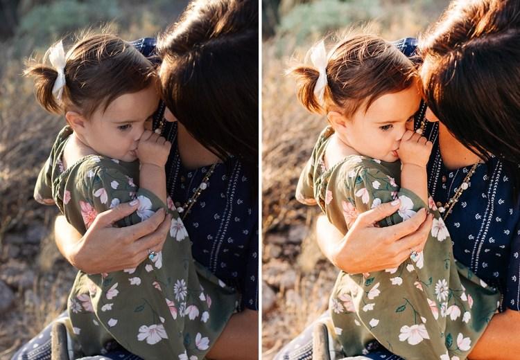 Maren Elizabeth Photography Before & Afters