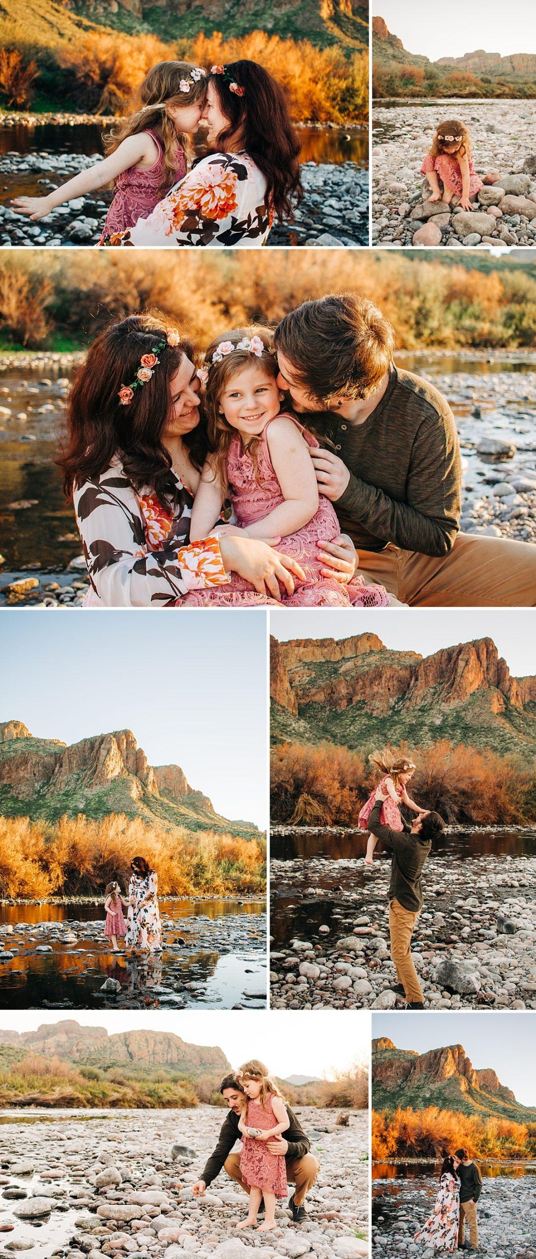 Salt River Family Pictures | Mesa Photographer