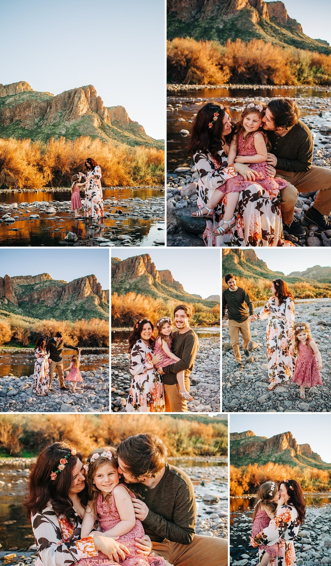 Gilbert Spring Mini Sessions | Gilbert Family Photographer