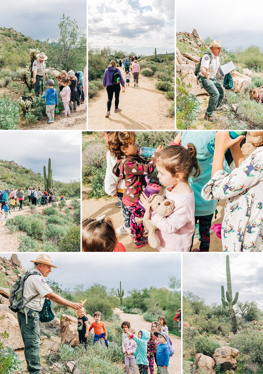 Usery Mountain Regional Park Toddler Cruise