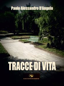 """""""Tracce di vita"""" di Paolo Alessandro D'Angelo, copertina"""
