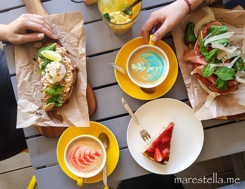 Budapest Food Guide Restaurant Café Bar Highlights Die Man