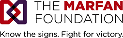 The Marfan Foundation (America) logo