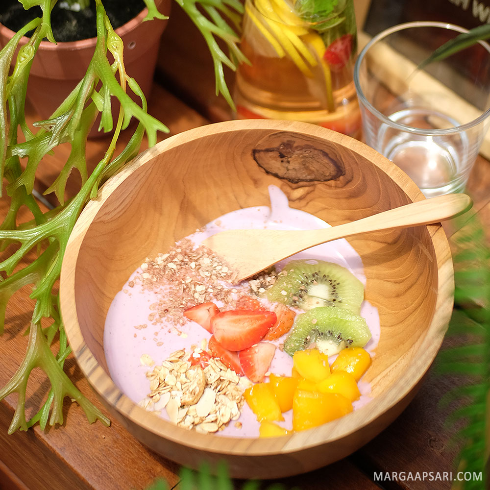 Healthy bowl buat sarapan