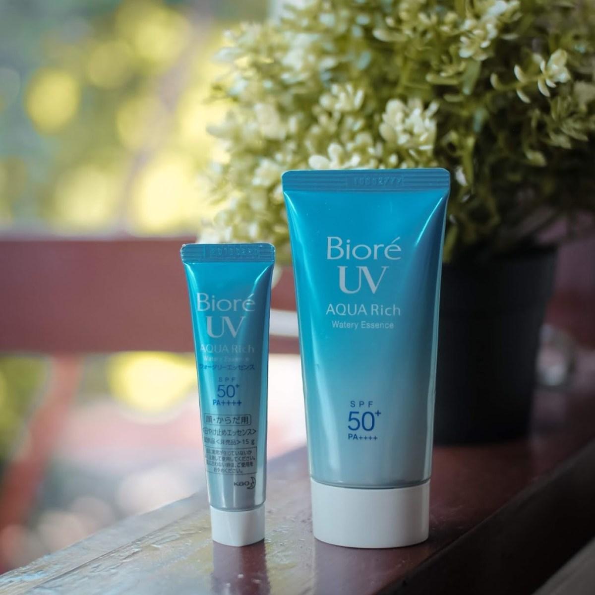 Biore UV Aqua Rich SPF 50+ PA++++