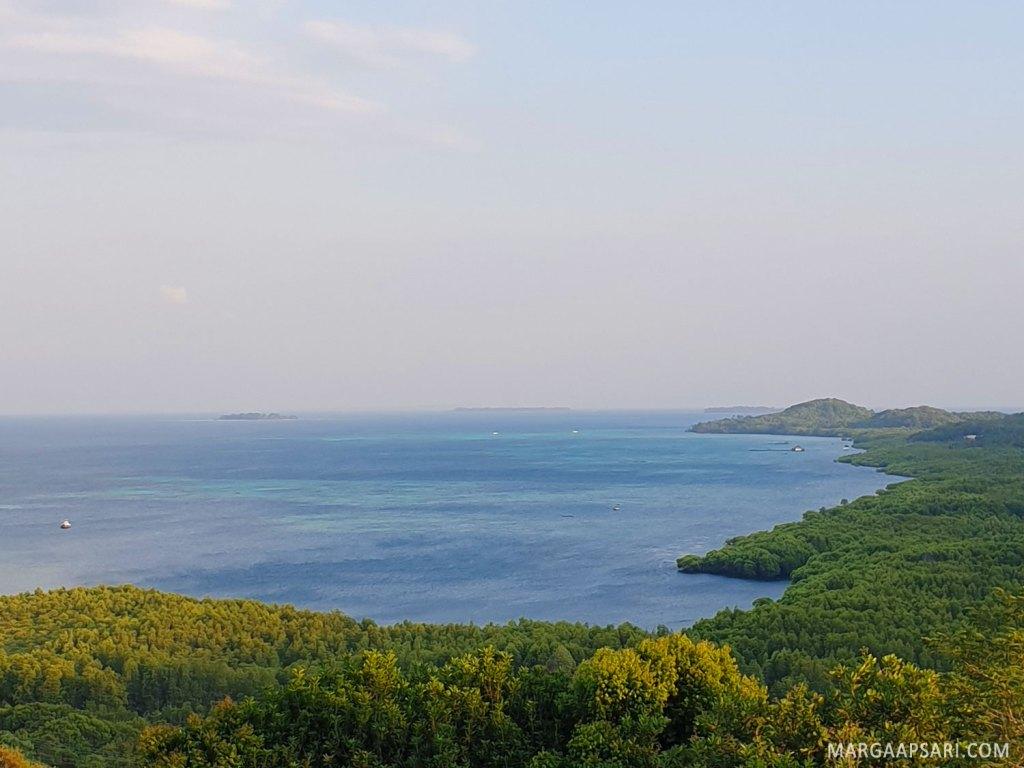 Pemandangan di Karimunjawa