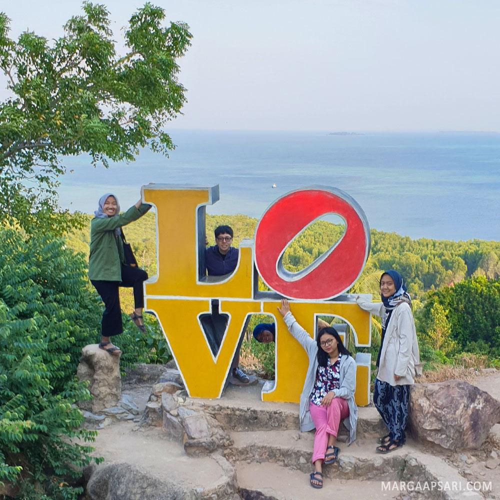 Bukit Love, Karimunjawa