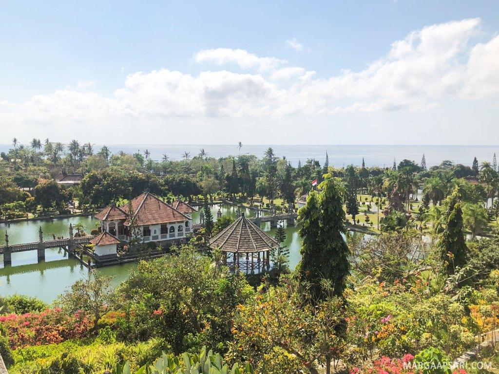 Taman Soeksada Ujung, tempat wisata di Karangasem Bali