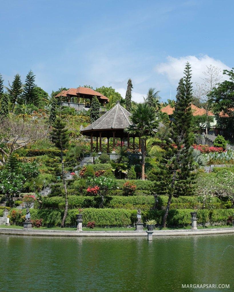 Wisata Karangasem Bali Taman Soekasada Ujung