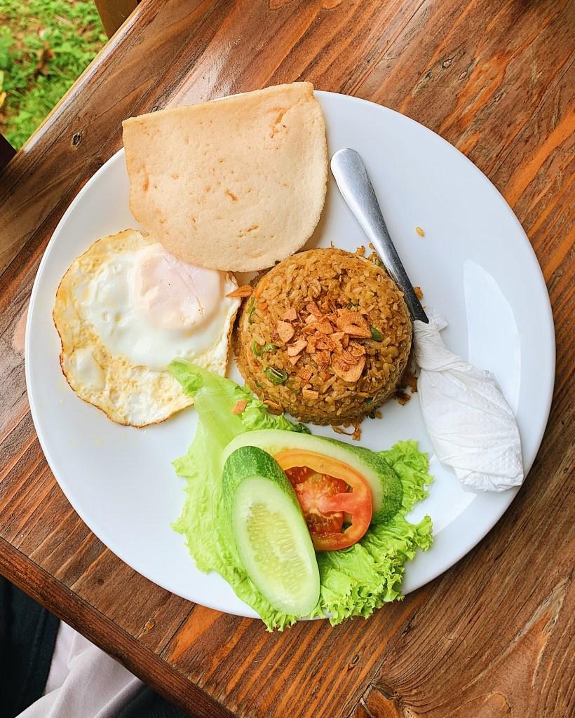 Restoran Teras Wangun, Sentul