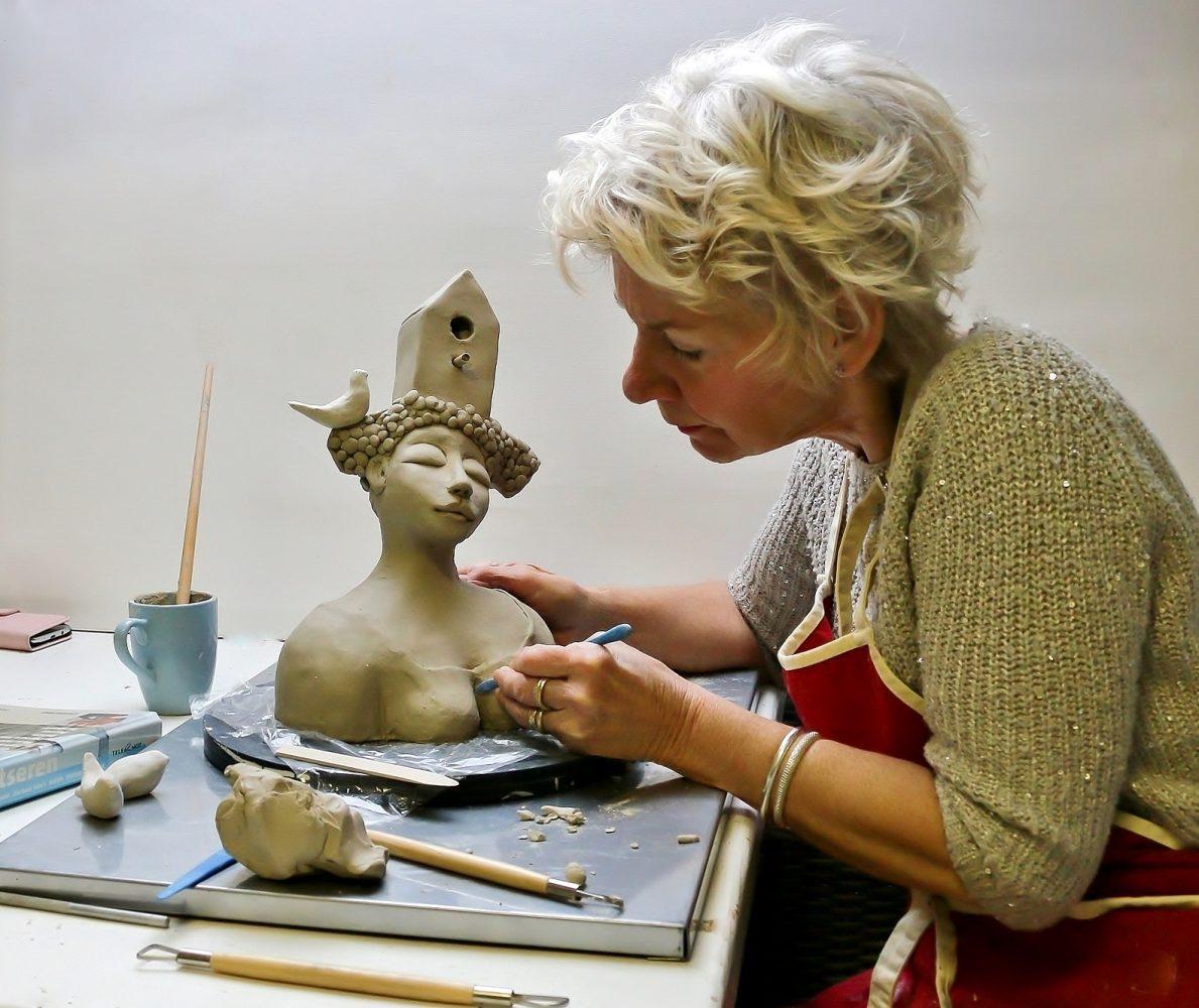 Marga maakt Kunst