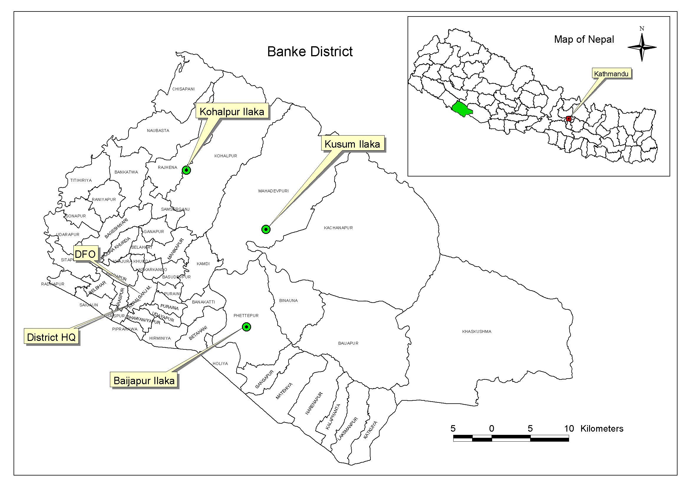 डुडुवाका तीन वडामा एक करोड बढिको राहत बितरण