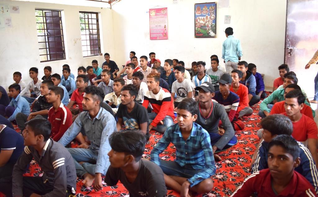 बाँकेमा हिन्दुु धर्म र संस्कृति जोगाउन प्राथमिक शिक्षावर्ग सन्चालन शुुरु