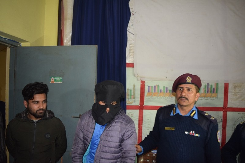 कोहलपुर हत्याकाण्डमा संलग्न दुई जना पक्राउ, प्रहरीद्वारा सार्वजनिक
