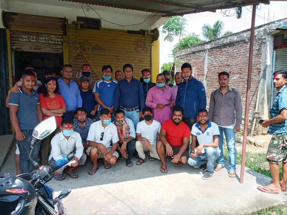 कोहलपुरमा तरुण युवाहरु सक्रिय हुँदै