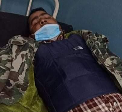 नेपाल तरुण दल राप्तीसोनारी गाउँपालिका बाँकेका अध्यक्ष माथी आक्रमण