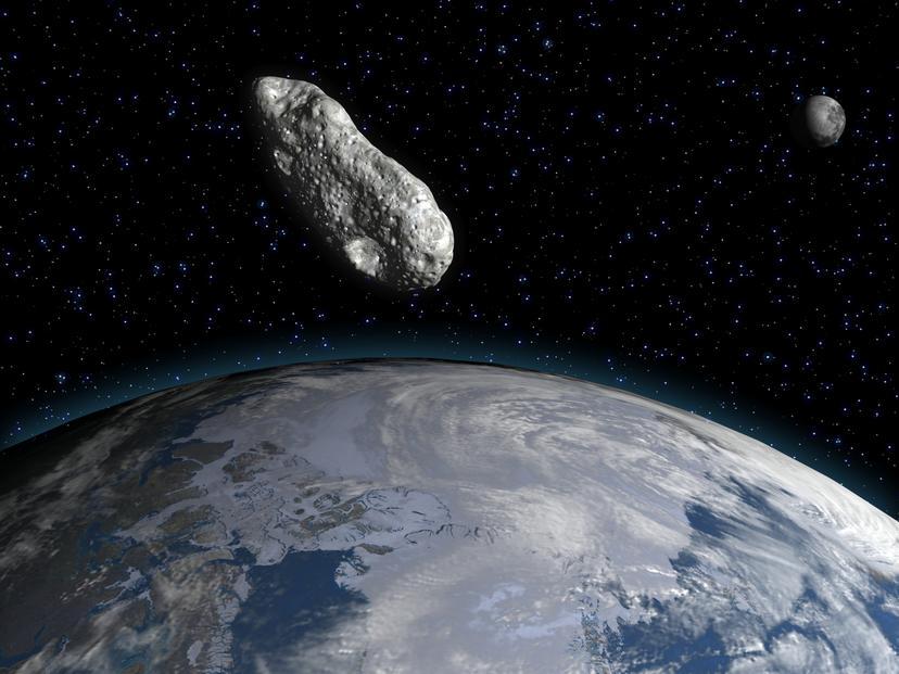 पृथ्वी नजिक आउँदै छ  चैत ८ गते यो क्षुद्र ग्रह