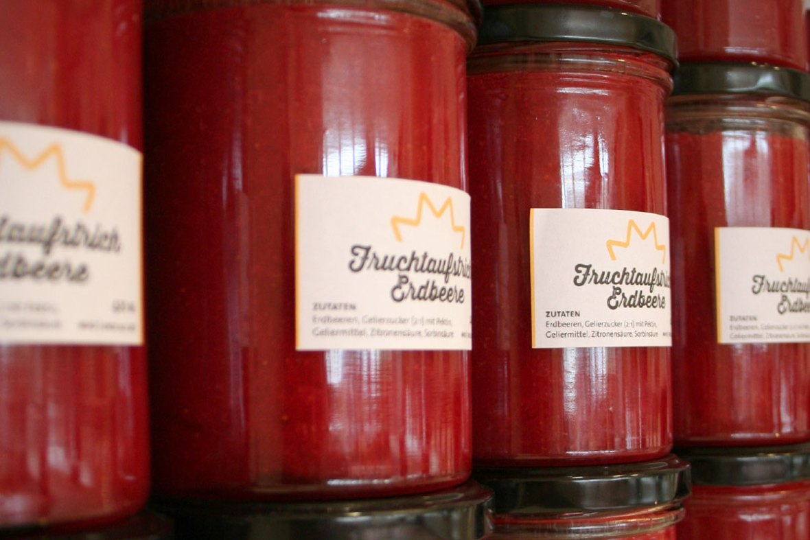 Produkte aus dem Hofladen